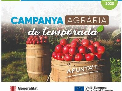 BORSA DE TREBALL CAMPANYA DE FRUITA - Servei Públic d'Ocupació de Catalunya