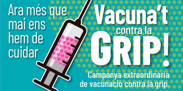 CAMPANYA DE VACUNACIÓ DE LA GRIP 2020