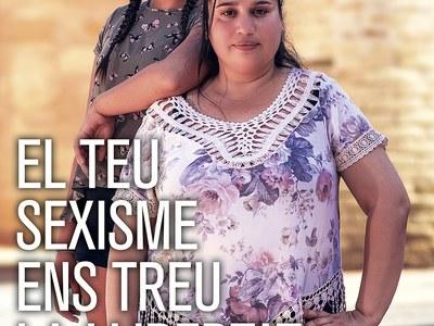 Joves del Pla d'Urgell s'uneixen per plantar cara al sexisme i a la violència masclista