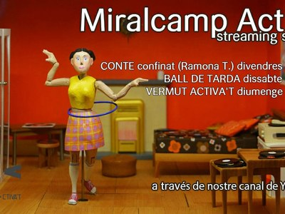 MIRALCAMP ACTIVAT  - STREAMING SESSIONS