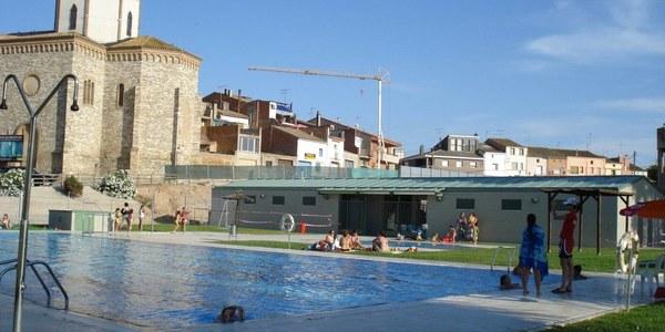 Servei de salvament i socorrisme de les piscines municipals 2019